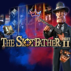 Collect your cut playing The Slotfather Part 2 - London Betting Shop lbsbet.com
