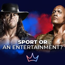 Is Pro-wrestling a Sport or only entertainment? - London Betting Shop lbsbet.com
