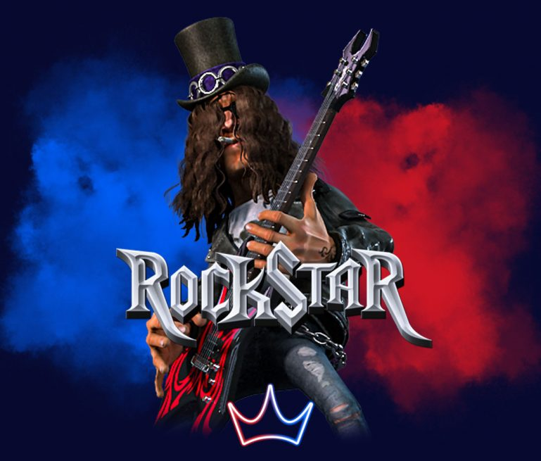 Play RockStar slot with your favorite rock band - London Betting Shop lbsbet.com