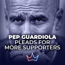 Pep Guardiola calls for more attendance of Manchester City fans - London Betting Shop lbsbet.com