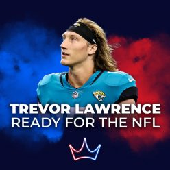 Trevor Lawrence is ready to dominate the NFL - London Betting Shop lbsbet.com